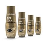 Sodastream Cola Caffeine Free Sodamix (4 Pack) Cola Caffeine Free