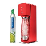Sodastream Source-metal-starter-kit-red Source Metal Starter Kit Red