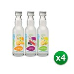 SodaStream MyWater-Variety-Pack (4 Pack) SodaStream MyWater Variety Pa