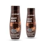 SodaStream Root-Beer-SodaMix (2 Pack) SodaStream Root Beer