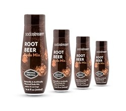 SodaStream View All Drink Mixes  sodastream root beer sodamix
