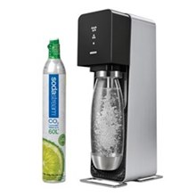 SodaStream Source Series Soda Makers sodastream source black