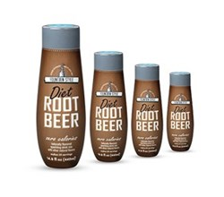 SodaStream View All Drink Mixes  sodastream diet root beer sodamix category banner