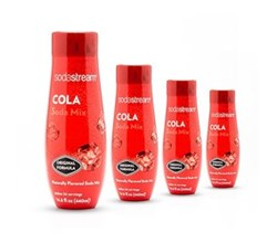 SodaStream View All Drink Mixes  sodastream cola sodamix
