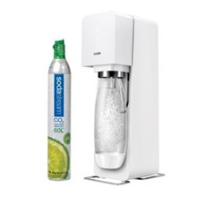 SodaStream Source Series Soda Makers sodastream source white