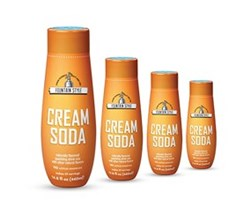 SodaStream Regular Drink Mix Flavors sodastream cream soda sodamix