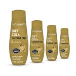 SodaStream Diet Caffeine Free Cola (4 Pack)