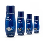 SodaStream Diet Cola (4 Pack)