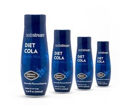 SodaStream Soda Mix Flavors sodastream diet cola sodamix