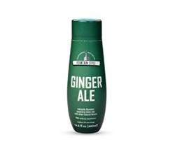 SodaStream Ginger Ale Drink Mix Flavors sodastream ginger ale sodamix category banner