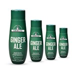 """""""SodaStream Ginger Ale (4 Pack) Brand New, The SodaStream Ginger Ale SodaMix is a refreshing beverage for a tasty treat"""